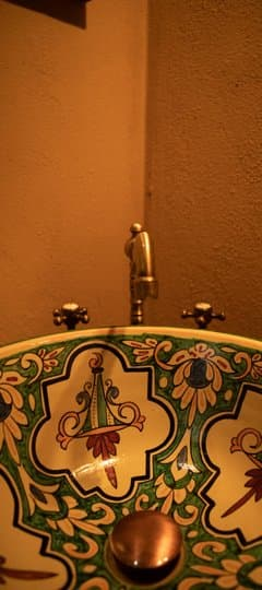 Hobbit bathroom